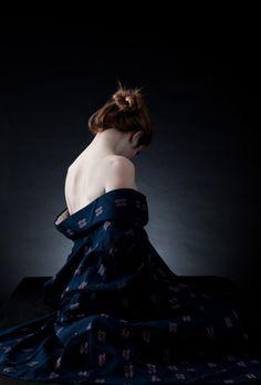 """Her Kimono"" by Eric Kellerman"