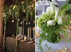 Floral Friday – Smilax » Alexan Events | Denver Wedding Planners, Colorado Wedding and Event Planning