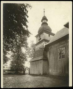W czasie poszukiwań w internecie trafiłem na fotografie Adama Wisłockiego z 1914 roku przedstawiającą kościół pw. Św. Erazma BM w Barwałdzie Dolnym. Z historii fotografii możemy się dowiedzieć, że …