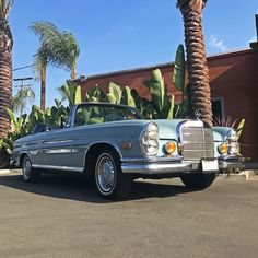 Classic Mercedes 🌴☀️ Classic Mercedes, Classic Beauty, Cars And Motorcycles, Convertible, Mercedes Benz, Antique Cars, Pure Products, Luxury, World