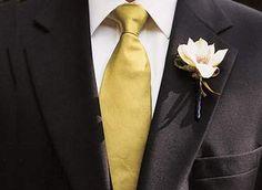 Boutonniere; Temas y tips de interés para novios; Tips de bodas