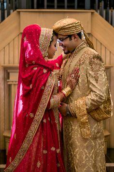 Bengali Bride/Pakistani Groom wedding