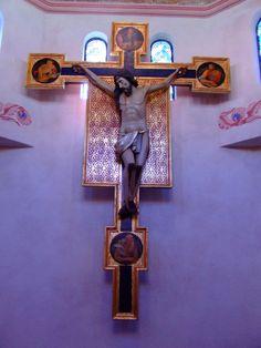 Cristo. Casa Sacerdotal de la Santa Casa de Ejercicios de Atotonilco. Diocesis de Celaya. www.diocesisdecelaya.org.mx