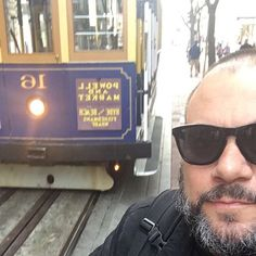 1 cable car selfie by brandonroque