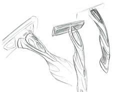 Razor sketches