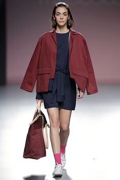 Madrid Fashion Week: MIKELCOLÁS: