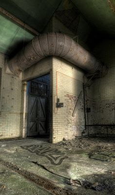 Pipe Dreams Hellingly Asylum Mental Hospital