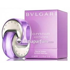 Bvlgari Omnia Amethyste for Women only IDR 470.000