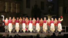 Turkish traditional folk dance: Gaziantep