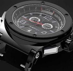 Orefici Watches Black Yachting Regata