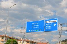 motorway|turkey Motorway Signs, Turkey, Neon, Blue, Turkey Country, Neon Colors, Neon Tetra
