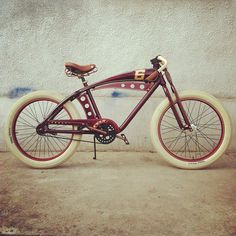 Looks like an old board track racer.
