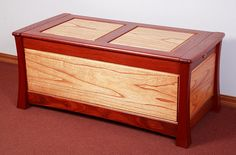 beauiful boxes | Staying with the fine woodworking for a while, let's admire this ...
