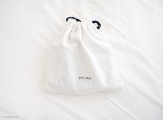 Céline soft bag