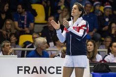 #Mauresmo Fed Cup, Champs, Sports, Hs Sports, Sport