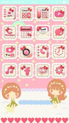 #CocoPPa #kawaii #pink #girl #girls #heart #love #star