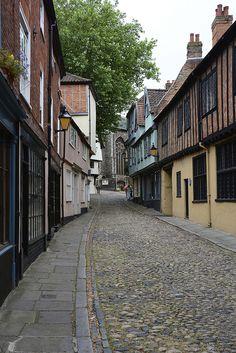 Norwich, Norfolk, UK