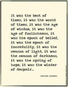 Quotable - Charles Dickens