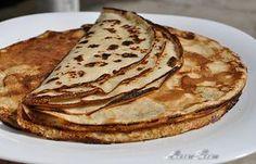 Clatite cu lapte batut Pancakes, Deserts, Ale, Breakfast, Ethnic Recipes, Sweet, Food, Martha Stewart, Sweets