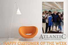 Happy Customer of the week - http://charlotteabf.com/happy-customer-week-35/ #Business, #Customer, #Job, #Service