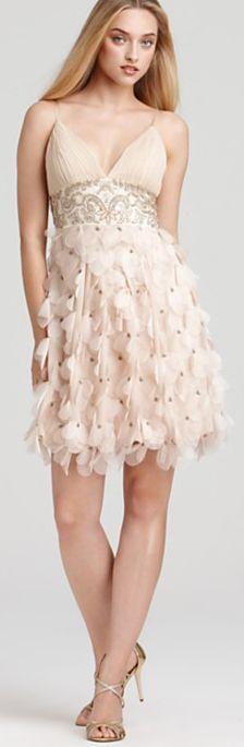 Also have this Sue Wong dress which is super light pink (the one I just wore in the wedding)