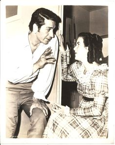 F23451 RICHARD CONTE VANESSA BROWN BIG JACK BETWEEN SCENES US ORIG BW PHOTO 8x10 | Entertainment Memorabilia, Movie Memorabilia, Photographs | eBay!