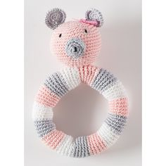 Mis primeros días en crochet: Momentos de ternura CR045K - Kit Amigurumis - DMC
