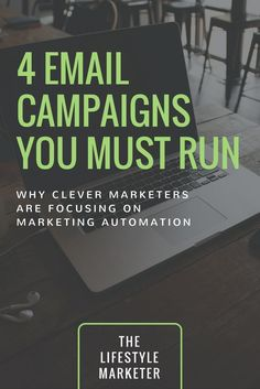 Do you know who your most engaged subscribers are? Have you tried to pull people back into the fold recently? Ive compiled a list of the 4 campaigns that I always have on autopilot that have boosted my business. Read the full post from The Lifestyle Mark