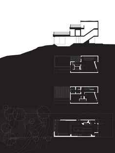 Image 11 of 12 from gallery of Bala Line House / Williamson Chong Architects. Section