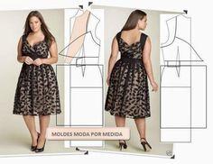 платье выкройка29 (591x458, 138Kb)