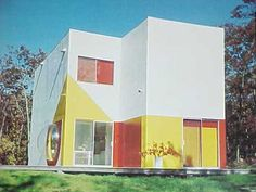 1979 Affordable Houses Designed by Architects book MID by populuxe