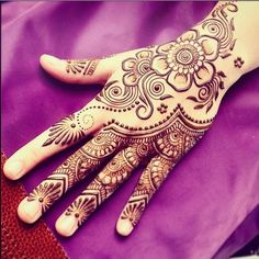5 BEAUTIFUL BREATH-TAKING MEHENDI DESIGNS USEFUL FOR EVERY OCCASION