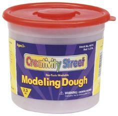 Chenille Kraft Creativity Street Modeling Dough Class Pack - Red Blue Yellow Green Orange Purple