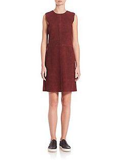 Vince Tunic Dress - Wysteria - Size