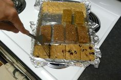 make your own bars for backpacking!