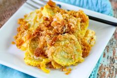 Slap Your Mama It's So Delicious Southern Squash Casserole – American food time recipes casserole easy side dishes Casserole Dishes, Breakfast Casserole, Casserole Recipes, Casserole Kitchen, Side Dish Recipes, Vegetable Recipes, Southern Squash Casserole, Easy Squash Casserole, Yellow Squash Casserole