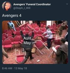 Auntfinity War