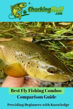 A comparison and buying guide to help beginners choose the correct fly fishing combos. A comparison and buying guide to help beginners choose the correct fly fishing combos. Trout Fishing Tips, Fly Fishing Gear, Fly Fishing Rods, Fishing Life, Sport Fishing, Carp Fishing, Best Fishing, Women Fishing, Fly Fishing For Beginners