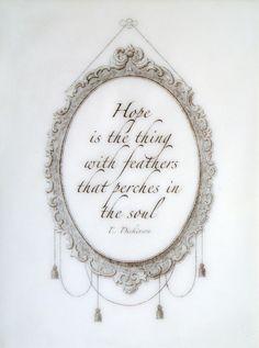 ¤ Poet Ponderings ¤ poetry, quotes & haiku -  Emily Dickinson