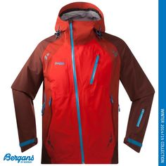 The Bergans of Norway Isogaisa insulated Jacket is a 3-layer jacket specially developed for alpine and telemark skiing. It is waterproof and windproof and made from a soft and comfortable 2-way stretch material for maximum freedom of movement. The award-winning Dermizax®NX membrane provides excellent breathability.