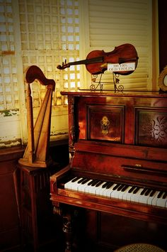musical instruments | Flickr - Photo Sharing!