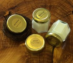 Wearable candles from Objects with Purpose. All natural coconut derived 100% organic, non GMO, bio-degradable, pesticide free, vegan, ecologically sound, 100% certified, completely sustainable candles double as solid perfumes! Hand-poured in California. Solid Perfume, Purpose, Objects, Coconut, California, Organic, Candles, Vegan, Natural