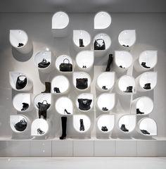 """Магазин одежды """"Capsula"""", Будапешт - Интерьеры объекты - Дизайн и архитектура растут здесь - Артишок"""