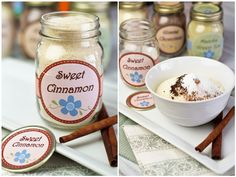 Cinnamon Flavored Whey Protein Powder | by Sonia! The Healthy Foodie