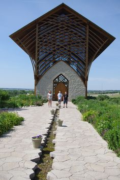 The Shrine of the Holy Family - an amazing place in the middle of Nebraska.  http://ontheroadwithlewisandclark.com/traveling/road-trip-report-day-2-fitness-routine-intact-travelhacking-win#