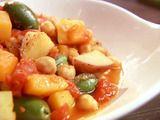 Squash and Chickpea Moroccan Stew Recipe