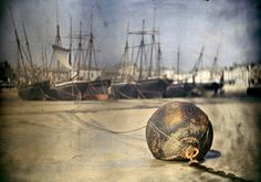 Rusty Bouey 1915 - John Cimon Warburg and His Atmospheric Autochrome – Dreamlike Color Photographs from the Early 20th Century