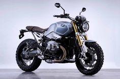BMW R nineT 'Brooklyn Scrambler' by Boxer Design and GANT Rugger | BMW Motorcycle Magazine