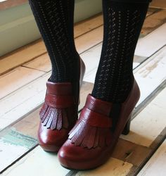 PIPA PEPPER :: SHOES :: CHIE MIHARA fall 2012