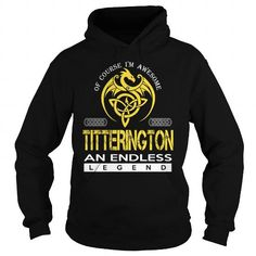 TITTERINGTON An Endless Legend (Dragon) - Last Name, Surname T-Shirt #jobs #tshirts #TITTERINGTON #gift #ideas #Popular #Everything #Videos #Shop #Animals #pets #Architecture #Art #Cars #motorcycles #Celebrities #DIY #crafts #Design #Education #Entertainment #Food #drink #Gardening #Geek #Hair #beauty #Health #fitness #History #Holidays #events #Home decor #Humor #Illustrations #posters #Kids #parenting #Men #Outdoors #Photography #Products #Quotes #Science #nature #Sports #Tattoos…